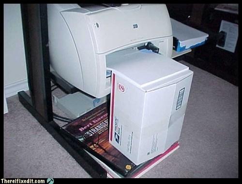 hp,package,usps,printer