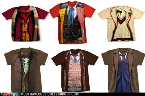 Doctor Who Cosplay on the Cheap!