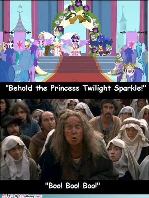 Princess (Bride) Twilight Sparkle