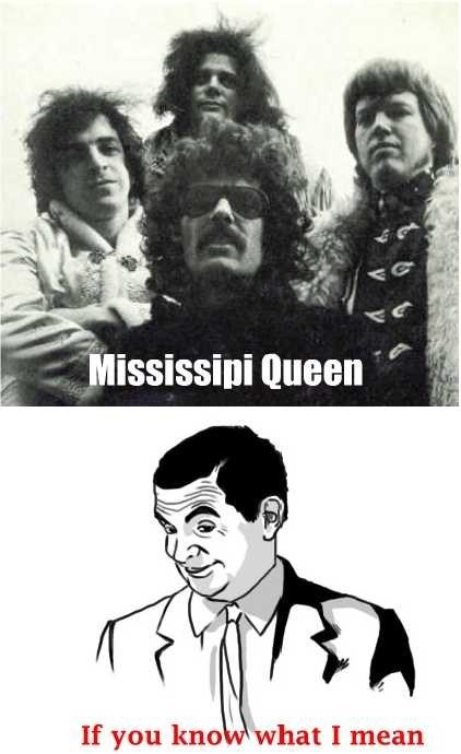 mississippi queen,if you know what i mean,mountain