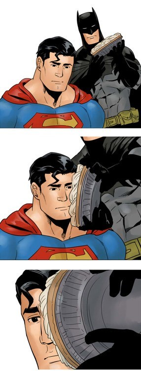 Eat It, Superman