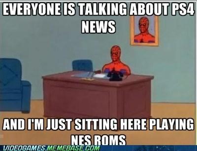 emulation,PlayStation 4,roms,meme,nintendo