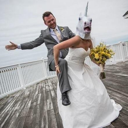 fun,masks,weird,unicorns