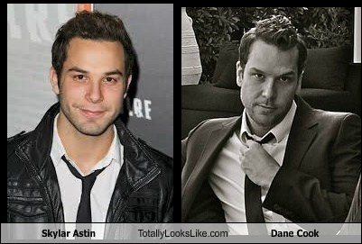 Skylar Astin Totally Looks Like Dane Cook