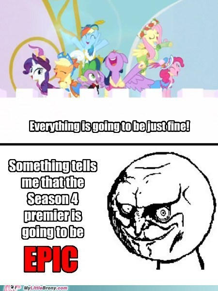 Anypony Else Have the Same Opinion?