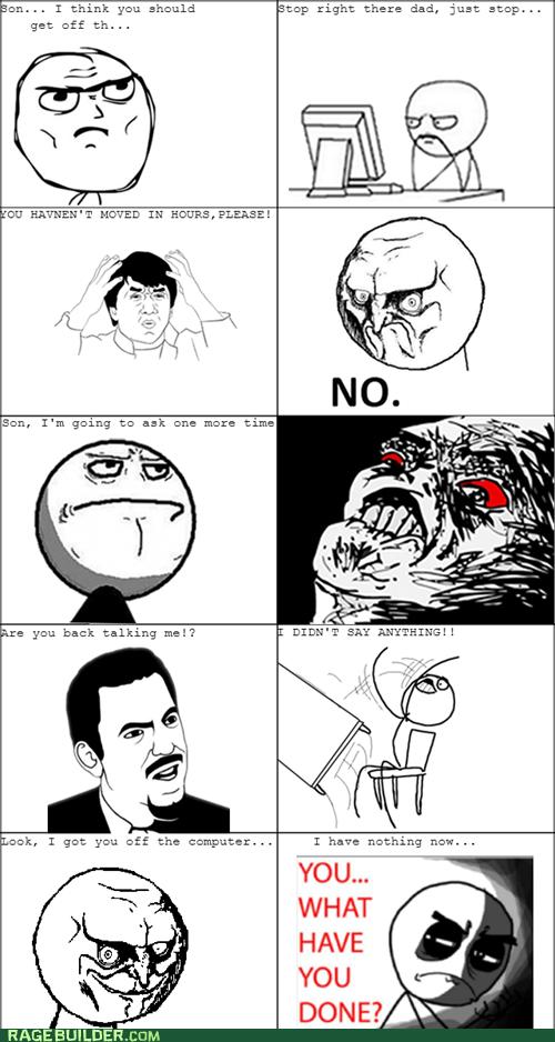 Typical parents...