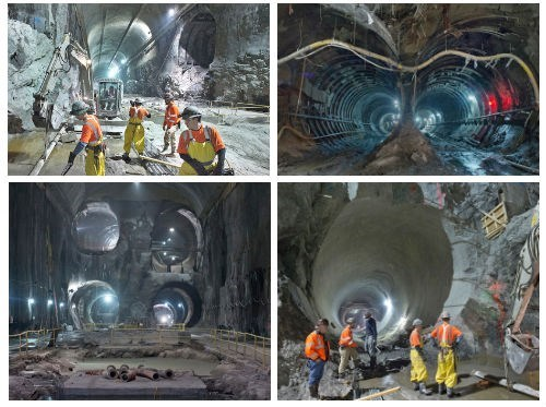Heavy Engineering of the Day: New Tunnels Under Manhattan