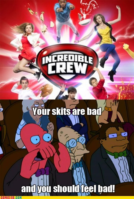 Cartoon Network! Stahp!