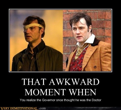Governor,TV,doctor who