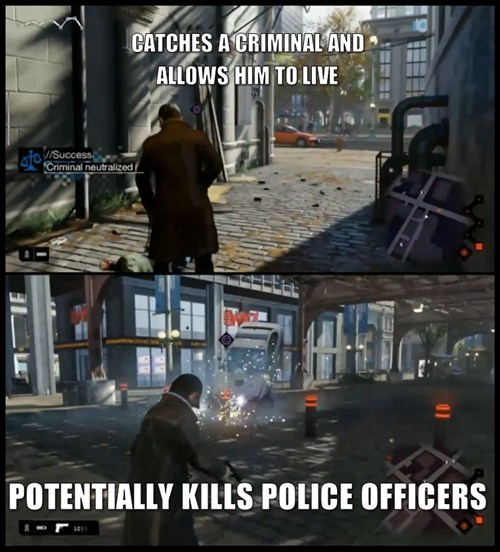 What Kind of Guy Do You Play in Watch Dogs?