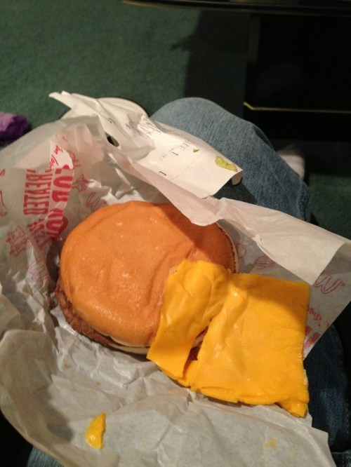 This Isn't Exactly the Cheeseburger You Expected