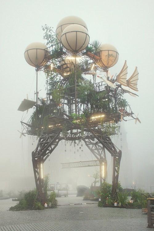 sculpture,howls-moving-castle,nerdgasm