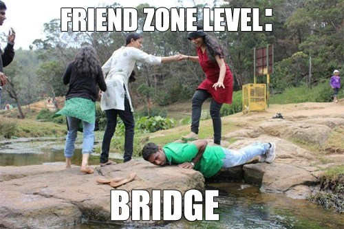 A New Dictionary Word of the Day: Friend Zone