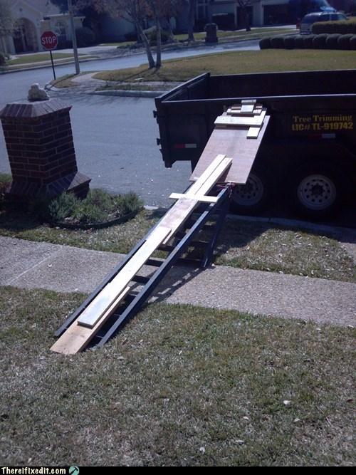 Best Wheelbarrow Ramp in South Texas