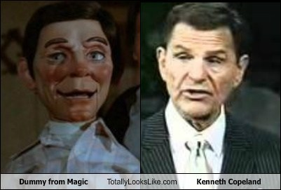 Dummy from Magic Totally Looks Like Kenneth Copeland