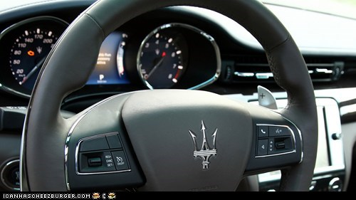 Maserati Quattroporte 2013 on hd wallpapers