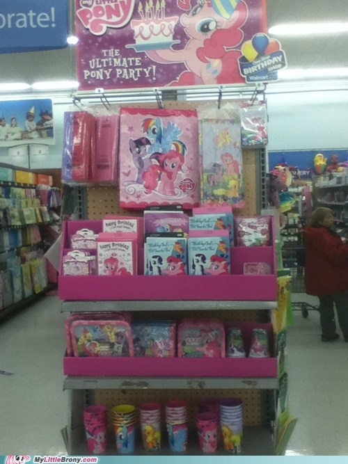 Let's All Have a Pony Party!
