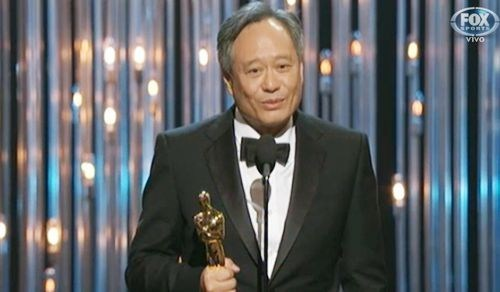 "Ang Lee: Winner of Best Director for ""Life of Pi"""