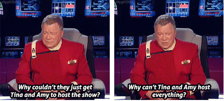 Shatner Nails It