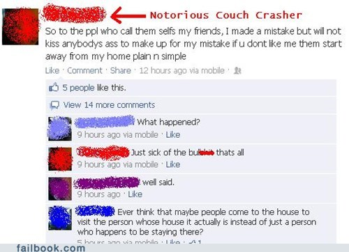 Couch Crasher
