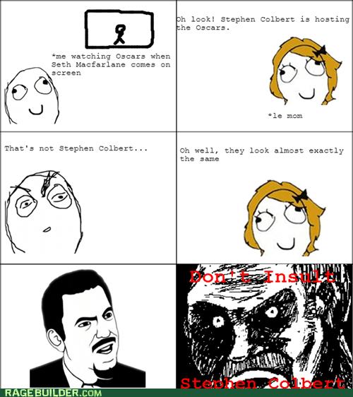 Oscars Rage