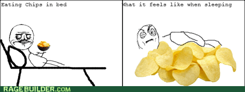 consequences,chips,potato chips,me gusta