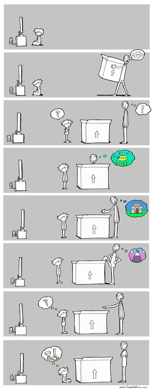 A Childlike Imagination