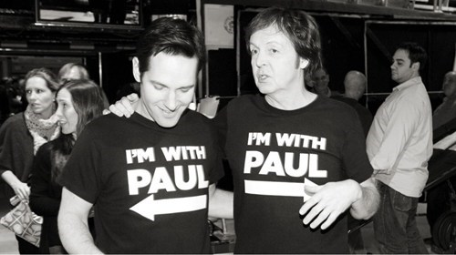 I C Wut Pauls Did There