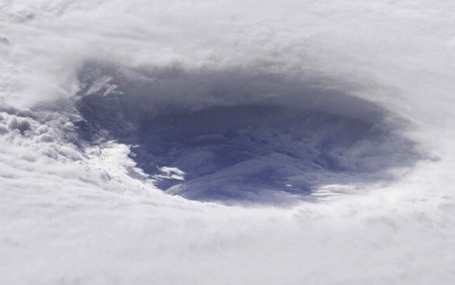 Meteorology 101: A Hurricane From Space