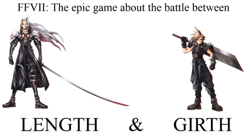 What Final Fantasy VII is Actually About