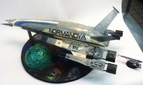 Mass Effect Cake WIN