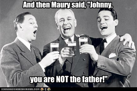 "And then Maury said, ""Johnny,"