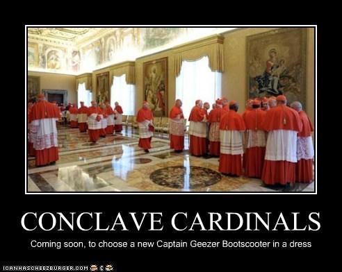 CONCLAVE CARDINALS