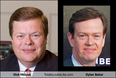 Dick Molpus Totally Looks Like Dylan Baker