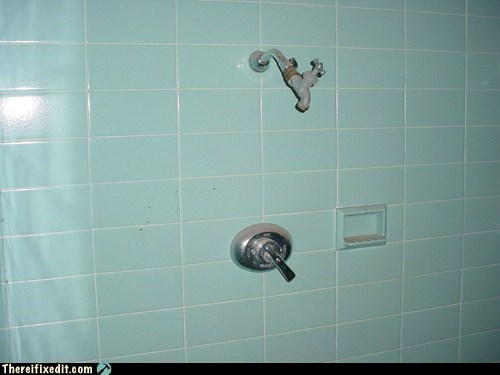 Faulty Showers