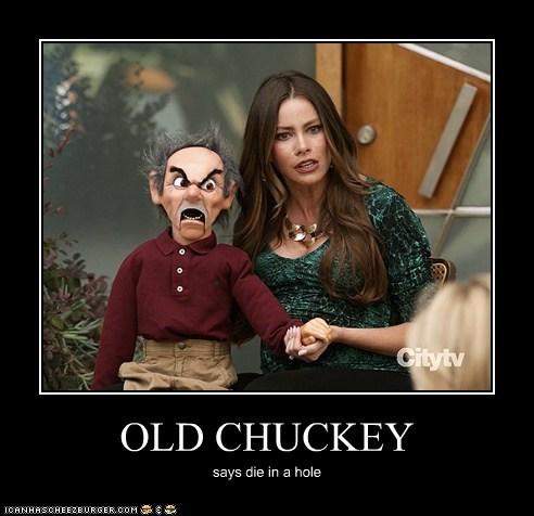 OLD CHUCKEY