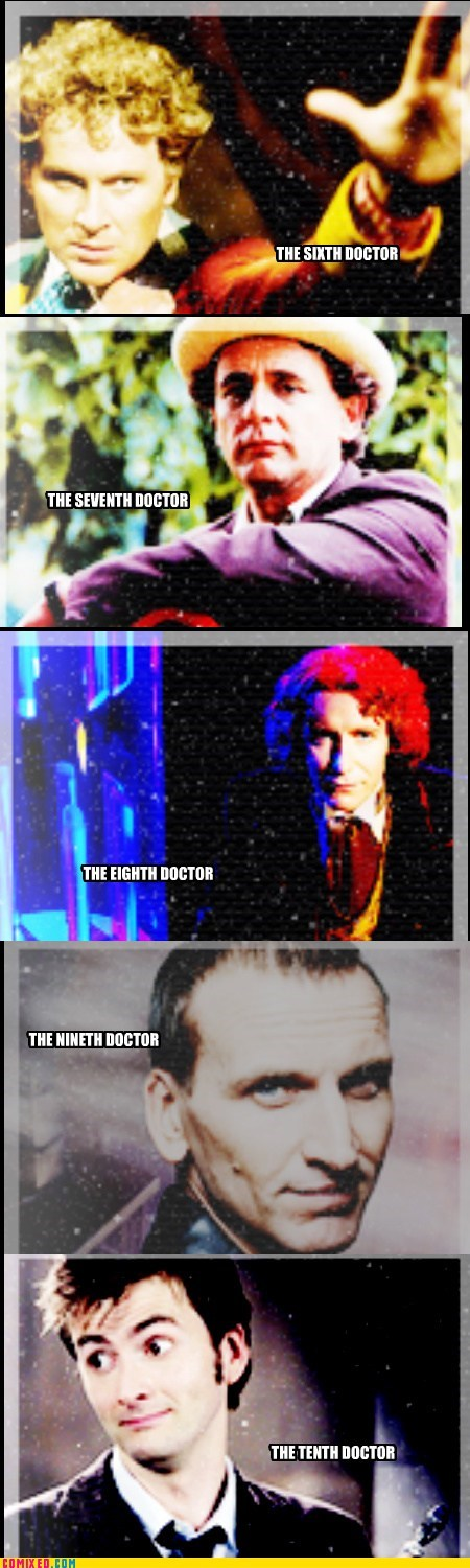 The 5 Doctors Promo Pic 2
