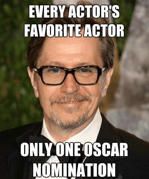 Overlooked Gary Oldman