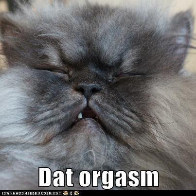 Dat orgasm