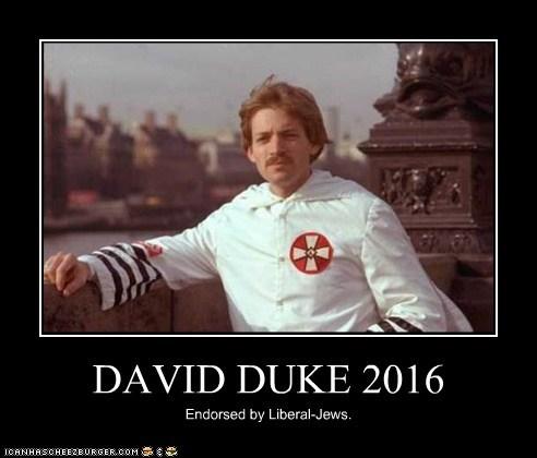 DAVID DUKE 2016