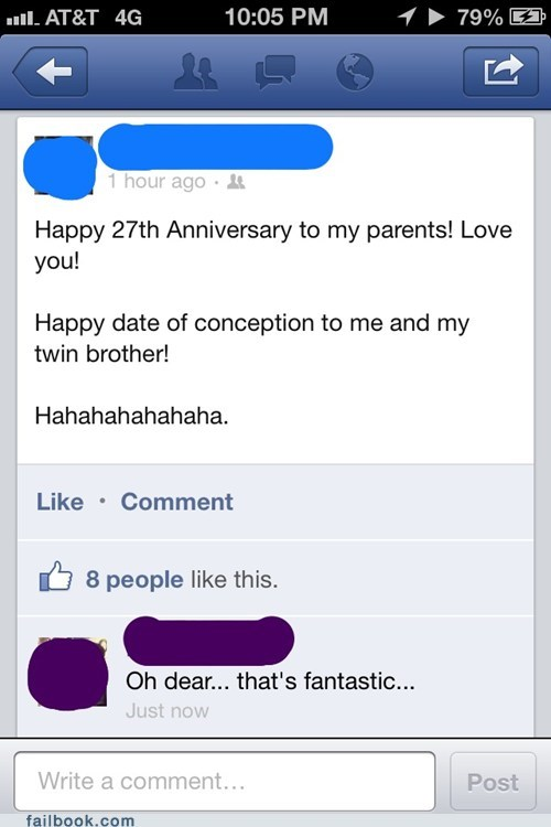 Happy Conception Date to You!