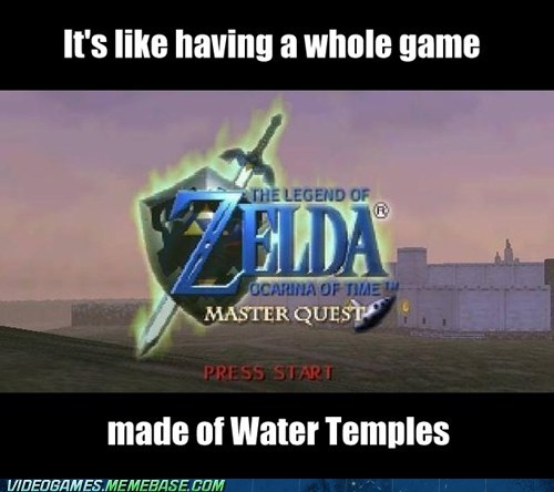 Wanna Try the Master Quest?