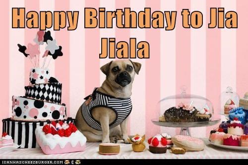 Happy Birthday to Jia Jiala