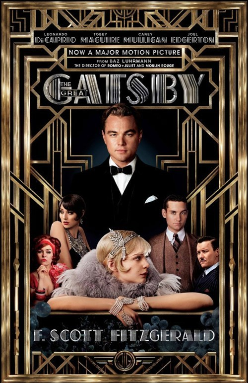 "First Look: Official Poster for ""The Great Gatsby"""