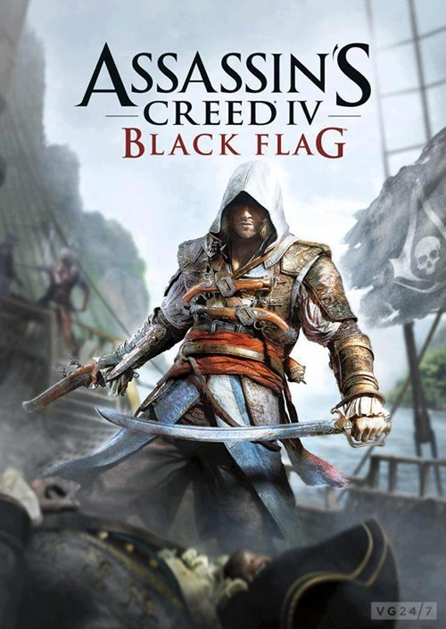 Ubisoft Announces Assassin's Creed IV: Black Flag