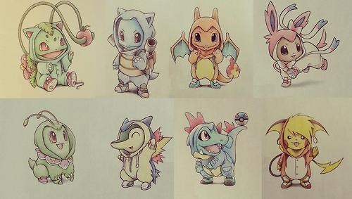 These Pokemon Just Want to Evolve