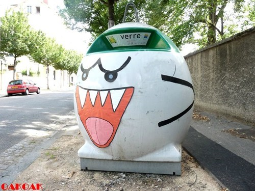 King Boo Street Art
