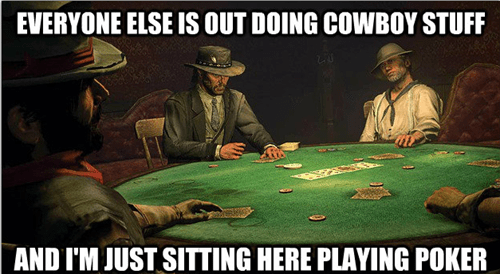 How Do You Play Red Dead Redemption?