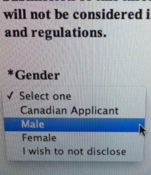 gender,Canada,survey