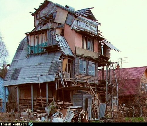 "It's What I'd Call a ""Fixer-Upper"""